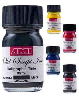 Old Script Ink, 35 ml - Bild vergrößern