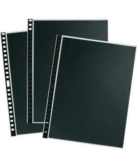PVC-Sichthülle Multiring, 10er Pack - Bild vergrößern