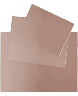 Kupferplatte für Radierungen - Bild vergrößern