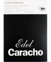 Layoutblock Edel Caracho, 75 g/m²