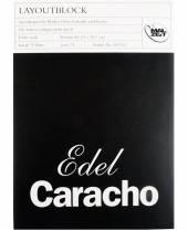 Layoutblock Edel Caracho, 75 g/m²