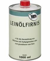 Leinölfirnis, 1 Liter