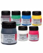 Aqua-Linoldruckfarbe 250 ml