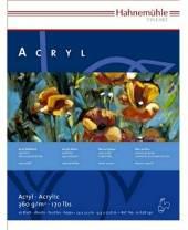Hahnemühle Acryl-Malblock, 360 g/m², 30 x 40 cm