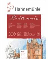 Hahnemühle - Britannia - Aquarellblock, 30 x 40 cm
