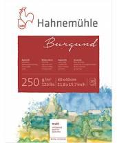 Hahnemühle - Burgund - Aquarellblock, 30 x 40 cm