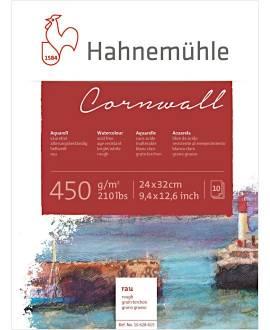 Hahnemühle - Cornwall - Aquarellblock, 30 x 40 cm