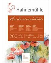 Hahnemühle - Echt Bütten - Aquarellkarton, 12 x 17 cm