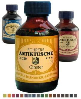 Rohrer & Klingner Antiktusche, 100 ml