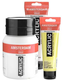 AMSTERDAM - Acrylfarbe