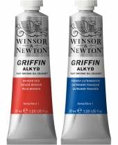 Winsor & Newton Griffin Alkyd-Ölfarbe, 37 ml Tube