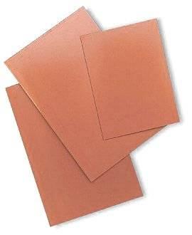 Kupferplatte für Radierungen