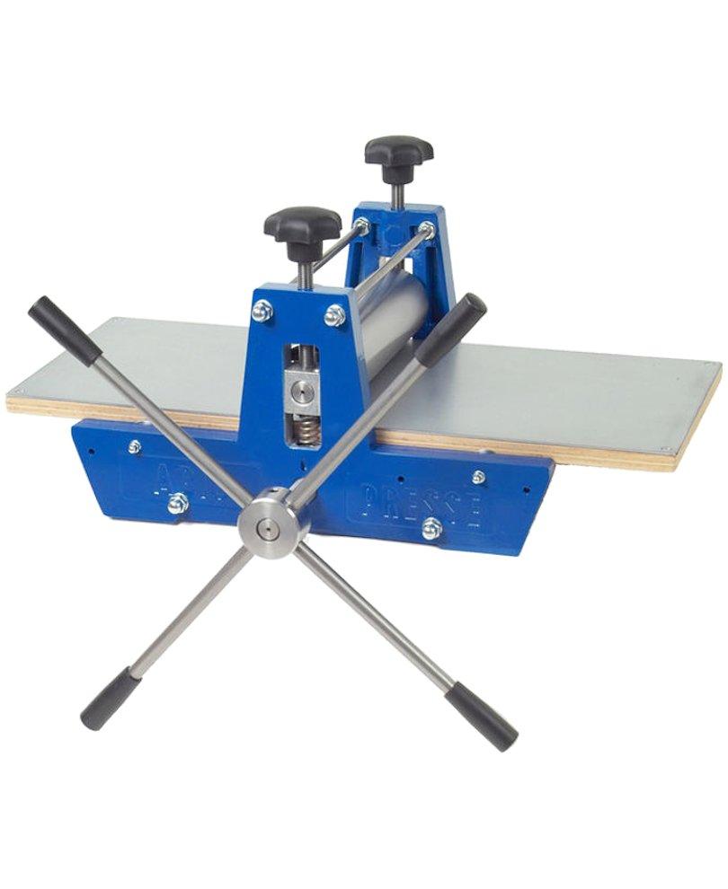 Druckpressen für Radierungen, Linol- und Holzdruck