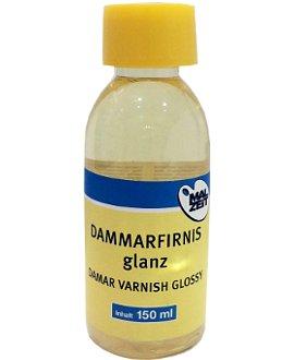 Dammarfirnis, glanz, 150 ml