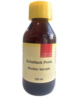 Schellack Firnis, 125ml