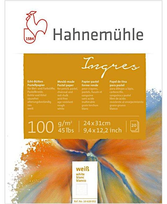 Hahnemühle - Ingres - Büttenblock, 42 x 56 cm