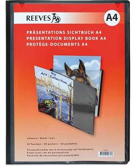 REEVES Sichtbuch A4